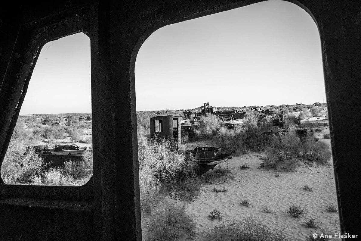 Silk Road E18: Aral Sea Disaster