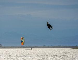 Kitesurfing in Azerbaijan