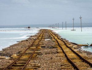 Silk Road E04: Salt Lakes